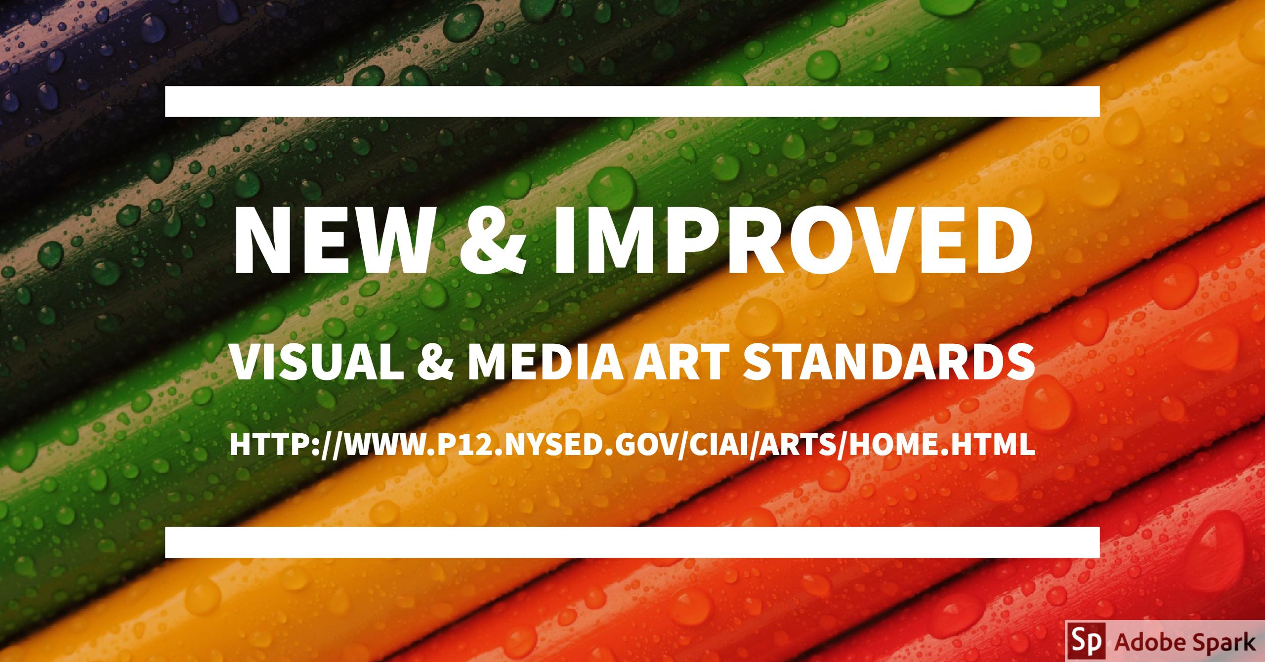 New York State Learning Standards For the Arts