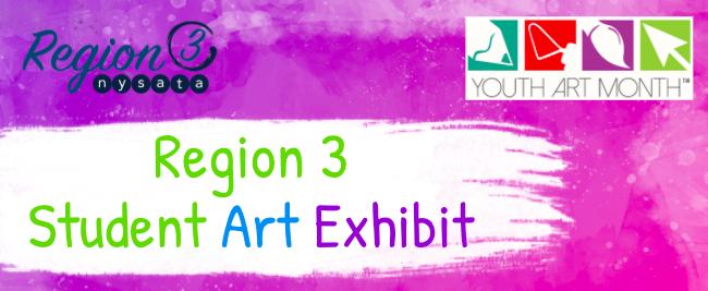 R3 2021 Student Art Exhibit