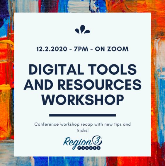R3.2020.Digital Tech workshop