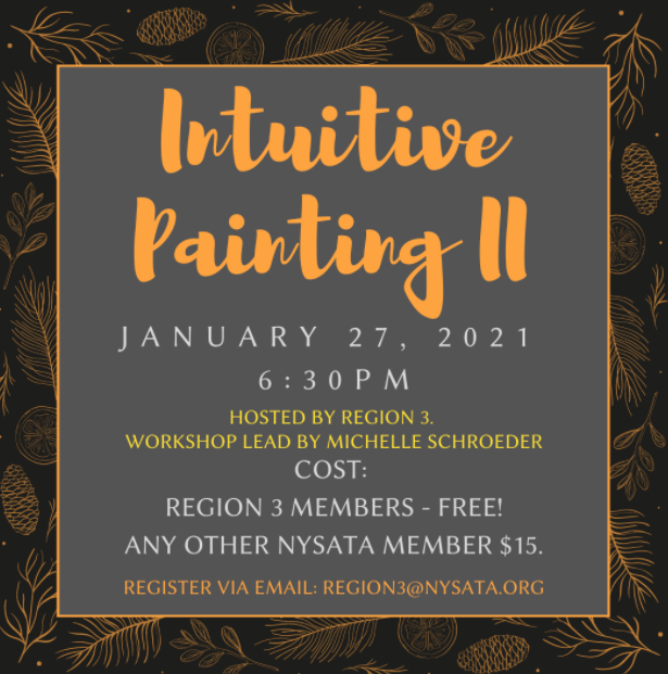 R3. 2021 Intuitive Painting 2